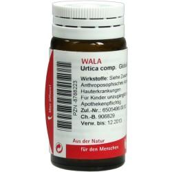 Urtica Compositum globuli 20 g farmaco omeopatico per pelle irritata