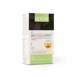 Bioclin Bio Colorist NERO tinta permanente per capelli con Argan BIO
