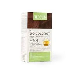 Bioclin Bio Colorist Castano Chiaro Rosso Rame tinta con Argan BIO