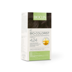 Bioclin Bio Colorist Castano Beige Rame - tinta per capelli con Argan BIO