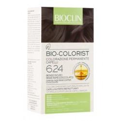 Bioclin Bio Colorist Biondo Scuro Beige Rame tinta per capelli con Argan