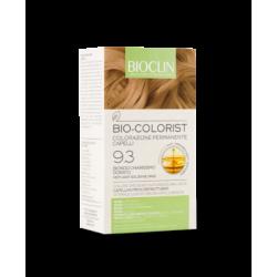 Bioclin Bio Colorist Biondo Chiarissimo Dorato tinta con Argan BIO