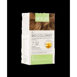 Bioclin Bio Colorist Biondo Dorato Beige tinta per capelli con Argan BIO