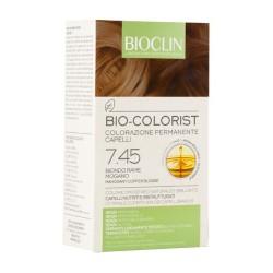 Bioclin Bio Colorist Biondo Rame Mogano tinta per capelli con Argan BIO