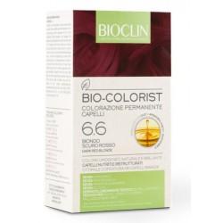 Bioclin Bio Colorist Biondo Scuro Rosso tinta per capelli con Argan BIO