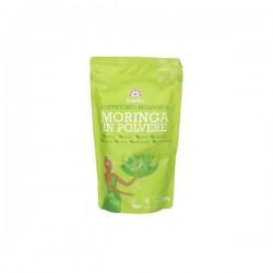 Polvere di Moringa superfood ricco di vitamine e amminoacidi 125 g