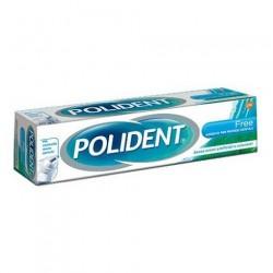 Polident Free crema adesiva per protesi dentali senza aromi e zinco 70g