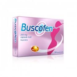 Buscofen 200 mg 24 capsule molli