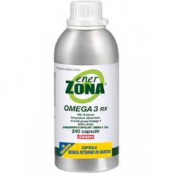 Enerzona Omega 3 RX 240 capsule integratore alimentare di acidi grassi
