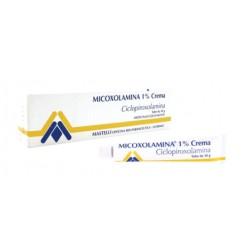 Micoloxolamina 1% crema dermatologica 30 g