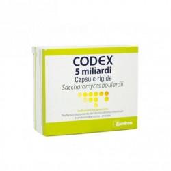 Codex 5 miliardi 250 mg 30 capsule rigide