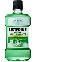Listerine Difesa Denti e Gengive collutorio protettivo antibatterico 500 ml
