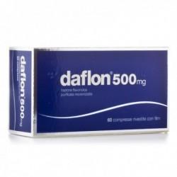 Daflon 500 mg 60 compresse rivestite con film