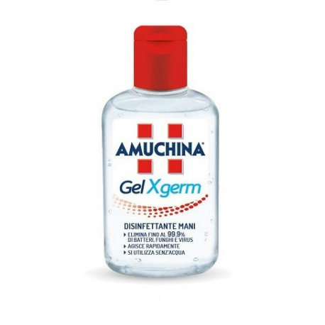 Amuchina Gel X-Germ Disinfettante per le mani 80ml