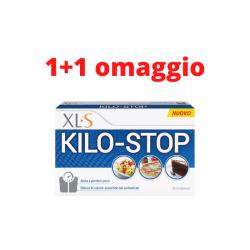 XLS Kilo-Stop 28 Compresse - Integratore Dimagrante BIPACCO 1+1 OMAGGIO