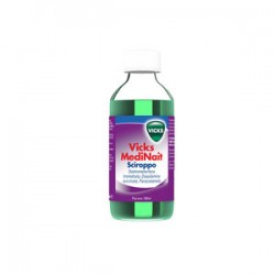 Vicks Medinait sciroppo per raffreddore e tosse 90 ml