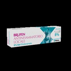 Brufen antinfiammatorio locale 5% Gel tubo da 40 g