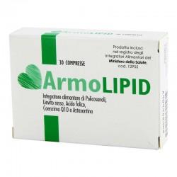 Armolipid integratore di riso rosso per colesterolo 30 compresse