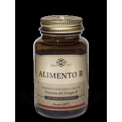 Solgar Alimento B - Integratore di vitamine del gruppo B 50 capsule