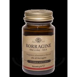 Solgar Borragine - Integratore di olio di borragine 30 perle