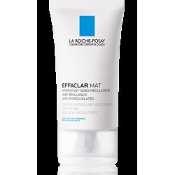 La Roche Posay Effaclar Matt - Crema viso idratante e opacizzante per pelle grassa 40 ml