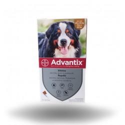 Advantix Spot On 4 pipette antiparassitarie per cani 40-60 kg