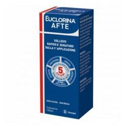 Euclorina Afte Collutorio 120 ml