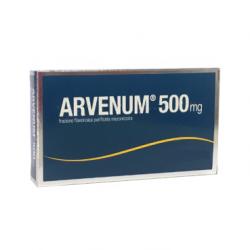 Arvenum 500 mg 30 compresse rivestite