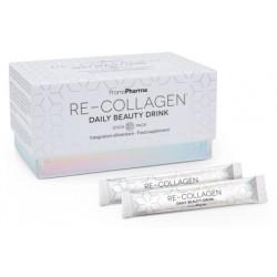Re-Collagen 20 Stick - Integratore Alimentare di Collagene per Pelle, Capelli e Unghie