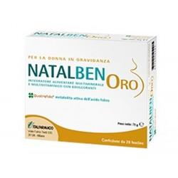 Natalben Oro integratore per la donna in gravidanza 28 bustine