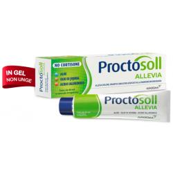 Proctosol Allevia Gel anale per le emorroidi 40 ml