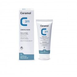 Ceramol 311 crema mani riparatrice e protettiva 100 ml