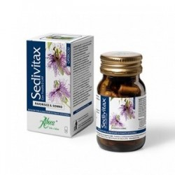 Aboca Sedivitax - Integratore naturale per favorire il sonno 50 opercoli