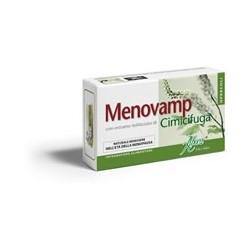 Aboca Menovamp Cimicifuga - Integratore per la menopausa 60 opercoli