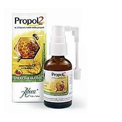 Aboca Propol2 EMF Spray No Alcol - Integratore di propoli in spray 30 ml