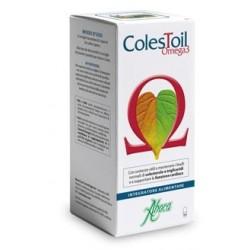 Aboca Colestoil Omega 3 - Integratore per colesterolo e trigliceridi 100 opercoli