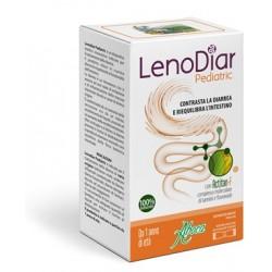 Aboca Lenodiar Pediatric - Integratore per la diarrea nei bambini 12 bustine