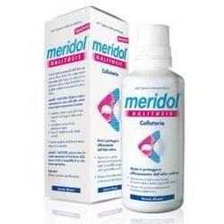 Meridol Halitosis collutorio per protezione dall'alito cattivo 400 ml