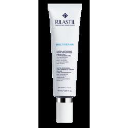 Rilastil Multirepair Crema viso antirughe nutri riparatrice per pelle molto secca 40 ml