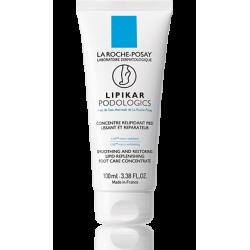 La Roche Posay Lipikar Podologics - Crema lenitiva per piedi secchi 100 ml