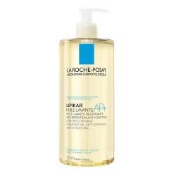 La Roche Posay Lipikar Huile Lavante AP+ - Olio detergente corpo anti prurito pelle secca 750 ml