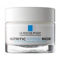La Roche Posay Nutritic Intense Riche - Crema viso nutriente ricca per pelle molto secca 50 ml