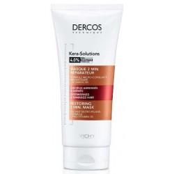 Vichy Dercos Kera-Solutions maschera riparatrice per capelli sfibrati 200 ml