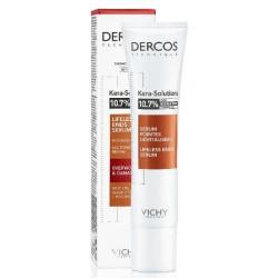 Dercos Kera-Solutions siero sigillante per punte dei capelli sfibrate 40 ml