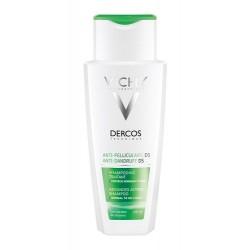 Vichy Dercos shampoo trattante anti-forfora capelli grassi 200 ml