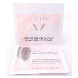 Vichy maschera viso gommage illuminante esfoliante 2 bustine da 6 ml
