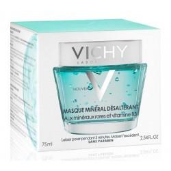 Vichy maschera viso minerale dissetante con vitamina B3 75 ml