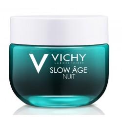 Vichy Slow Age Notte gel crema viso rigenerante anti rughe 50 ml
