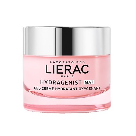 Lierac Hydragenist Matt Gel crema viso per pelle normale e..