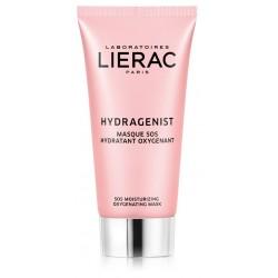 Lierac Hydragenist Maschera SOS Maschera viso ossigenante, idratante e rimpolpante 75 ml